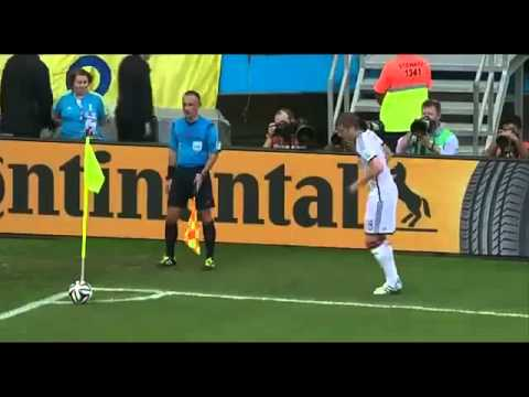 Thomas Müller Second Goal ~ Germany vs Portugal 4-0 World Cup 2014