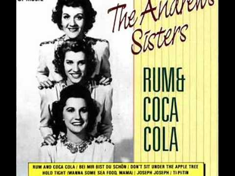 The Andrews Sisters - Carmen's Boogie