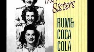 The Andrews Sisters - Carmen