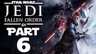 """Star Wars Jedi: Fallen Order - Let's Play - Part 6 - """"Kashyyyk Return"""""""