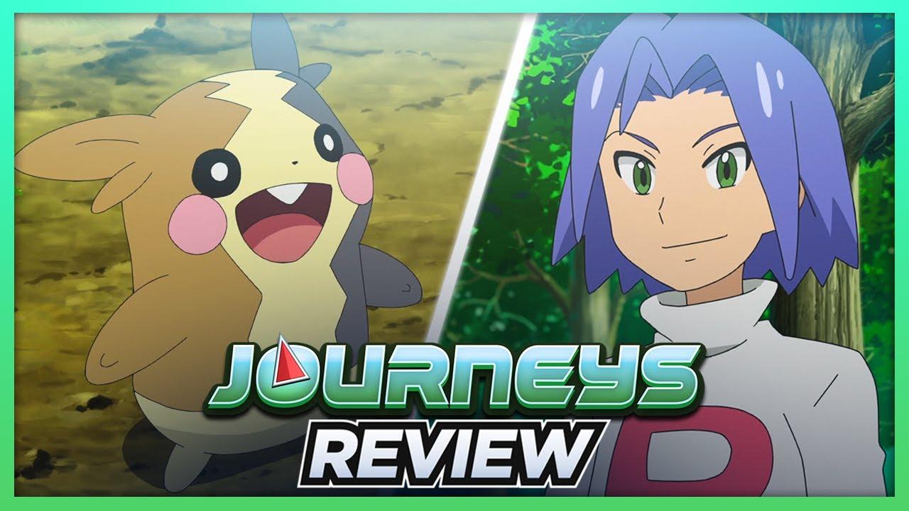 James Catches Morpeko! | Pokémon Journeys Episode 70 Review