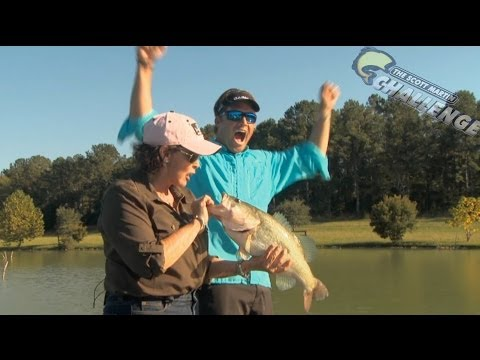 SMC Season 10.1 : How To Catch Bass On Worms And Spinnerbaits - Ray Scott's Lake