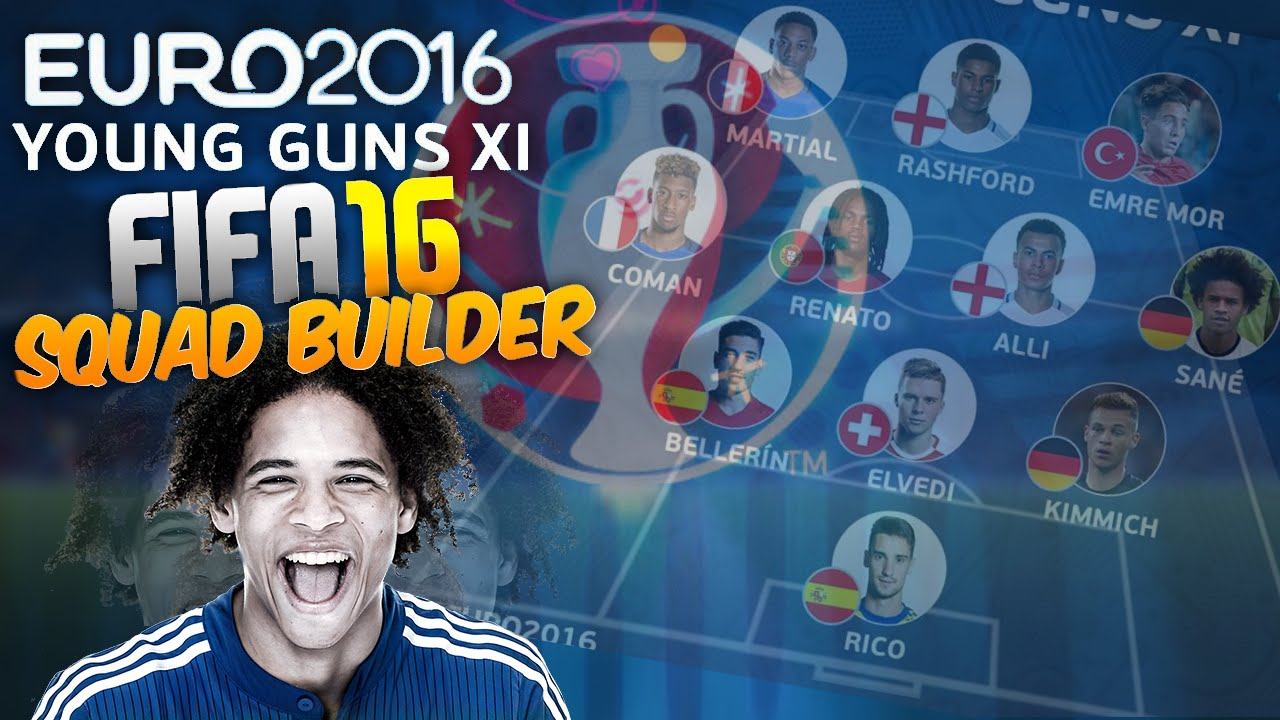 Fifa 16 Youngstars