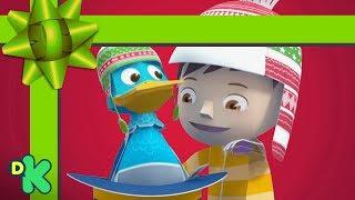 Episódio completo: A carta de Natal | Zack & Quack | Discovery Kids Brasil