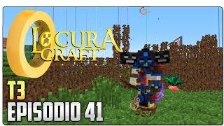 LOCURACRAFT 3 - EP 41 | SERIE DE MODS EN MINECRAFT 1.7.10 | Mutación de plantas - Witchery