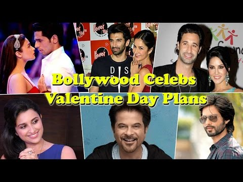 Valentine's Day: Here's What Bollywood Stars Are Upto Today!