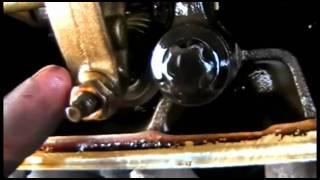Adjusting Saxo VTR Tappets