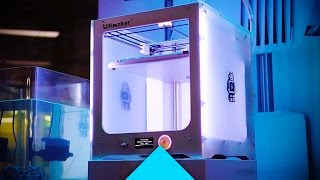 First Look At The Ultimaker 3!
