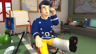 Feuerwehrmann Sam Deutsch Neue Folgen | Elvis bemannt die Feuerwache | Zeichentrick für Kinder