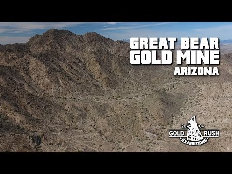 Great Bear Gold Mining Claims - Arizona - 2017