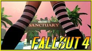 FALLOUT 4 FUNNY MOMENTS - EP 3 (FO4 Funny Moments, Mods, Fails, Kills, Fallout 4 Funtage)