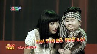 Bé TIN TIN - thần đồng âm nhạc Việt Nam 4 tuổi khuấy động sân khấu tài năng