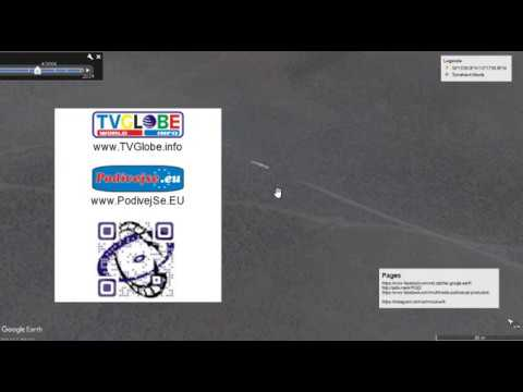Video - picture: Tomahawk Missile from Google EARTH