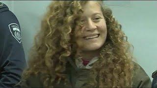 Палестинская активистка останется под стражей