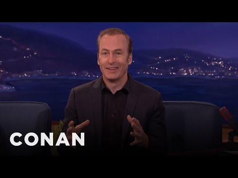 Bob Odenkirk Learned The Intricate Secrets Of Cinnabon  - CONAN on TBS