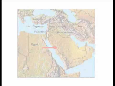 The land of Punt was in Asia, not East Africa.