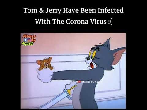 Tom And Jerry Corona Virus Youtube