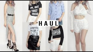 Try-On Haul #3 | Venetia Kamara