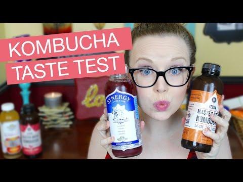 Kombucha Taste Test & Review | parejeda