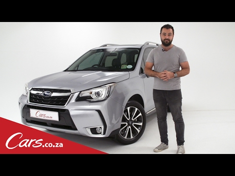 Subaru Forester XT – In-depth Review and Test Drive