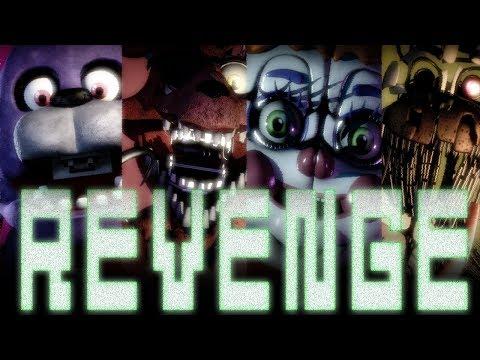 [SFM FNaF] Revenge - Song by Rezyon