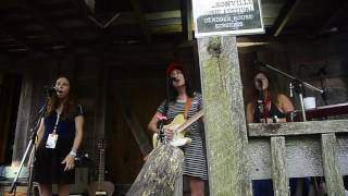 The Wild Reeds at Nelsonville Music Fest - June 5, 2016