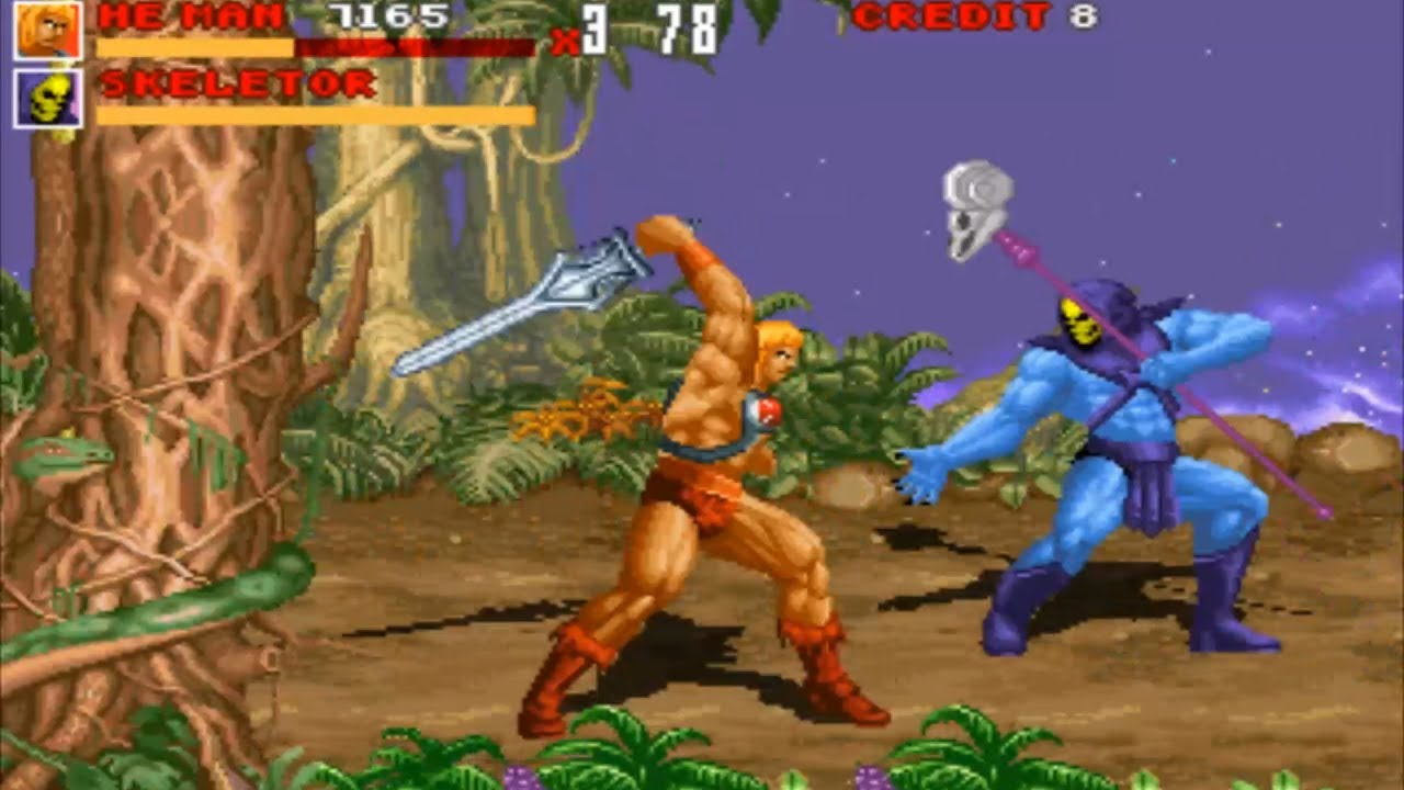 OPEN BOR Masters of the Universe NOT HE MAN AND THE MASTERS OF THE UNIVERSE  BOR MOD v3 0Build4086zip