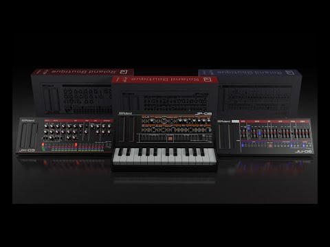 Welcome to Roland Boutique