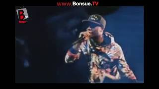 Video Watch Wizkid at the OneHellOfANight Tour Hit the Studio with ChrisBrown after Performance