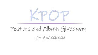Download Video Kpop Item Giveaways and More! [CLOSED] MP3 3GP MP4