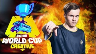 Fortnite Creative World Cup Highlights + GIVEAWAY!