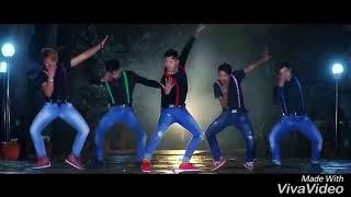 Ekali ekali nache o chori beatifull song with amazing dance hd