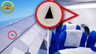 10 สิ่งบนเครื่องบินที่คุณไม่รู้ว่ามีไว้เพื่ออะไร (จริงดิ)