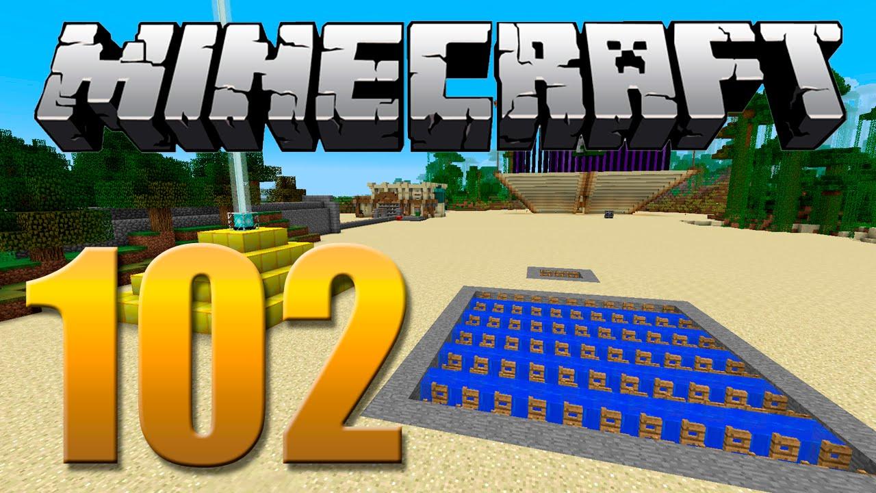 Farm De Lulas Minecraft Em Busca Da Casa Autom Tica 102
