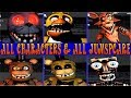 Extras menu all characters all jumspcare 1983 until the fear official mp3