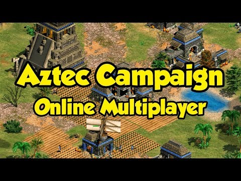Aztec Campaign Multiplayer - live commentary