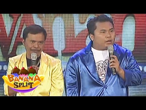 Banana Split: Crazy Duo Showcases Funny Acts