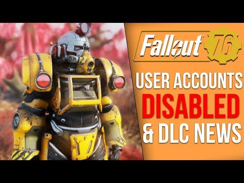 Fallout 76 News - PvP Servers, Players Banned for Illicit Items, Bethesda Addresses Exploits thumbnail