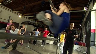 BBC Learning English: Video Words in the News: Parkour is here to stay (29th October 2014)