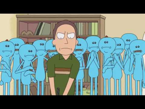 Mr Meeseeks Clips but every