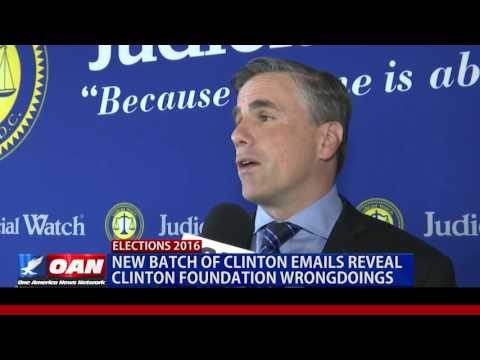 New Batch of Clinton Emails Reveal Clinton Foundation Wrongdoings