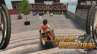 Extreme Wheelchairing Release Trailer