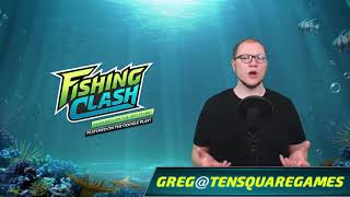 Fishing Clash - Account Synchronization