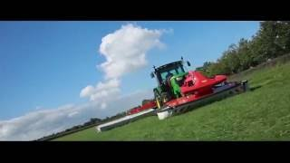 KUHN FC 104 / GMD 1011 - Mowers conditioners (In action)