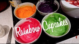 Rainbow Cupcakes! ♥ Three Cheers For New years ♥ 8