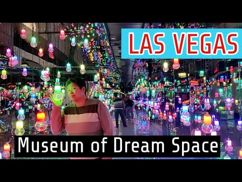 MUSEUM OF DREAM SPACE IN LAS VEGAS NOW OPEN @ THE PALAZZO