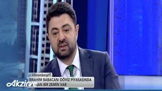 Akzirve Gayrimenkul CEO'su Sn. İbrahim Maasfeh, Bloomberg TV'de
