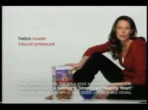 Kellogg's Smart Start Commercial 2007