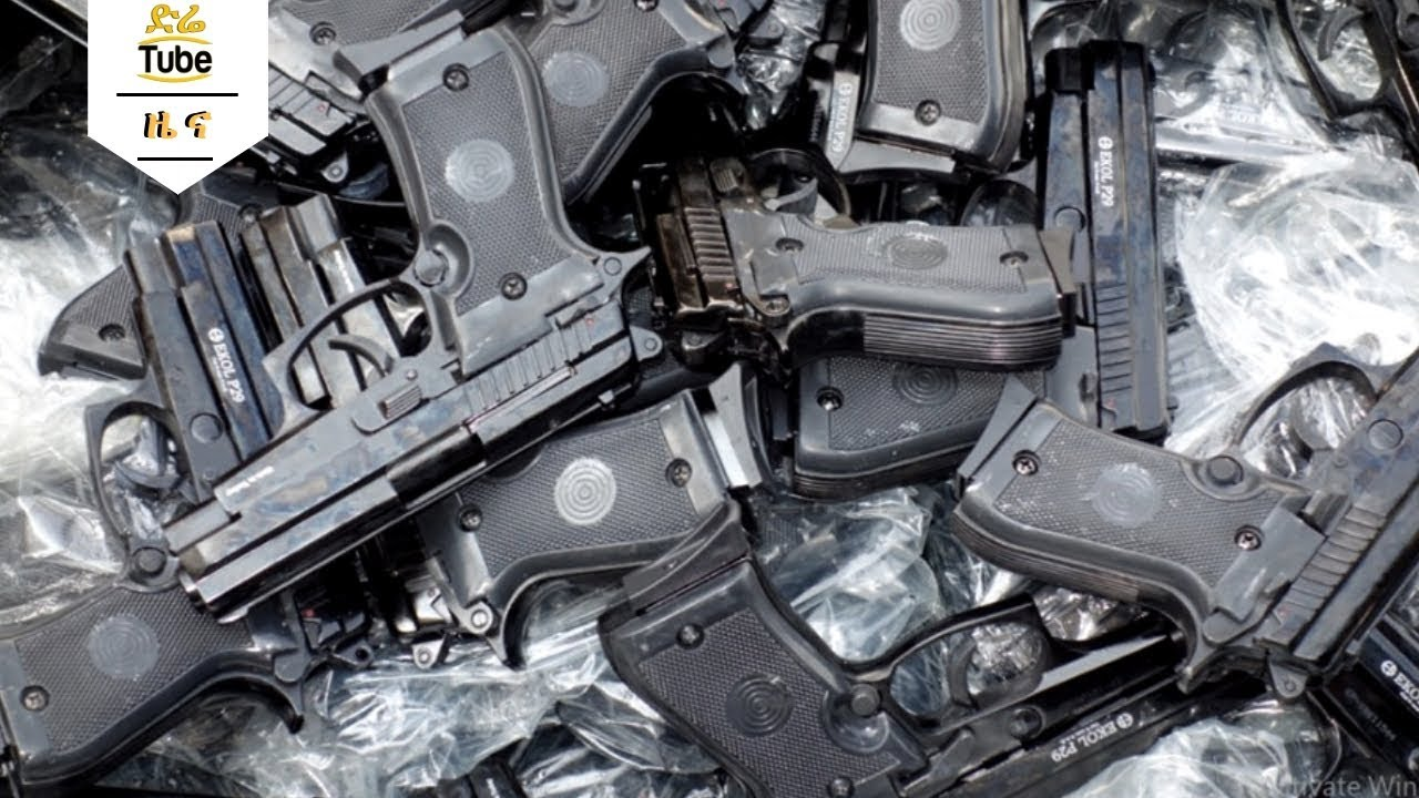 Illegal Weapons in Bahir Dar