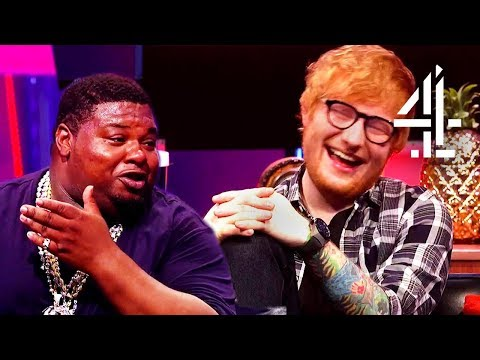 """Ed Sheeran: """"I Walked In & Narstie Was Completely Naked Having A S***"""" 